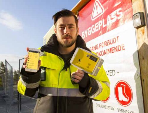 Kampanje på byggekortleser – Bestill i dag og få tre måneder gratis bruk!