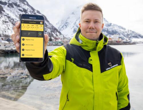 Loppa Kommune forbedrer ressursbruken med digitalt verktøy