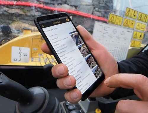 Grunnarbeid Vest AS i Bergen lykkes stort med digital dokumentasjon