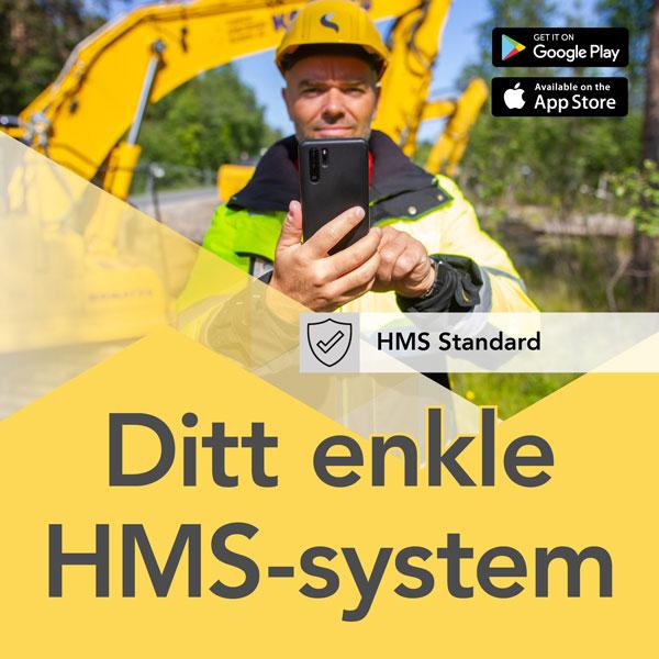 HMS-system i SmartDok