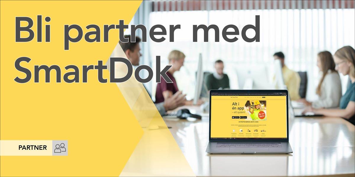 SmartDok har fornøyde kunder, med kontroll på sine prosjekter.