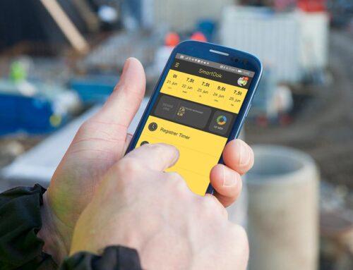 Hvorfor oppdateres SmartDok-appen så ofte?