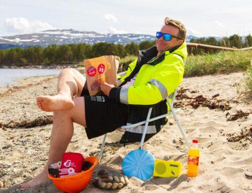 Ta sommerferie med god samvittighet