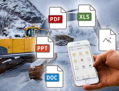 Vi lanserer dokumentsenter i SmartDok